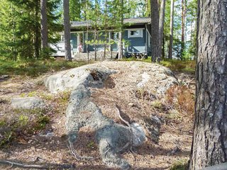 Stunning home in Talviainen w/ Sauna and 2 Bedrooms