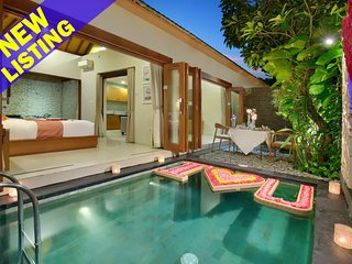 Romantic 1 Bedroom Villa in Legian (6);