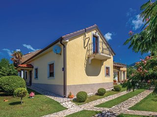 Awesome home in Hreljin w/ WiFi and 1 Bedrooms