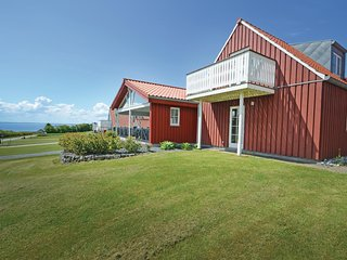 Nice home in Spottrup w/ Sauna, WiFi and 3 Bedrooms