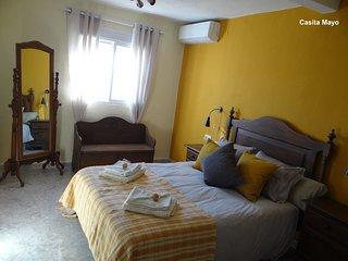 NEW - Casa Sarandy Almogía (prov. Málaga) - guest house Mayo (6p.)