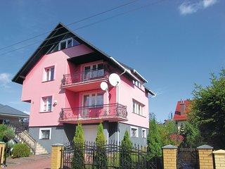 Amazing home in Koscierzyna w/ 4 Bedrooms