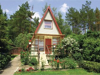 Awesome home in Koscierzyna w/ 2 Bedrooms