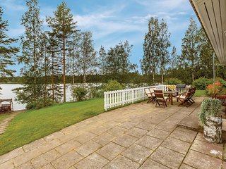 Beautiful home in Mikkeli w/ Sauna, WiFi and 3 Bedrooms