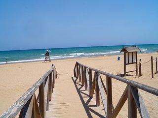 Alicante - Guardamar del Segura - maison avec piscine a 700m de la plage