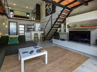 #3 Modern Loft Villa 2mins from Berawa Beach