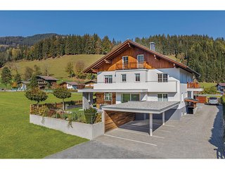 Stunning home in Flachau w/ Sauna, WiFi and 2 Bedrooms