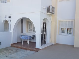 Lovely 3 bedroom ground floor apartment, Panorama Golf near Villamartin