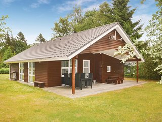 Nice home in Ansager w/ Sauna, WiFi and 3 Bedrooms
