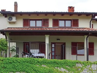 Awesome home in Dobrovo v Brdih w/ WiFi and 1 Bedrooms