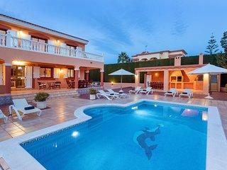 Villa in Ibiza Town, sleeps 12 - Villa Tino