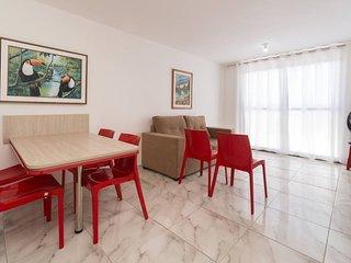Apartamento (104) Porto de Galinhas (Wifi+ Sky)