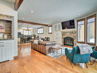 Remodeled Mtn Lodge by Dillon Res, 10 Mi to Skiing