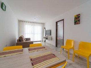 Apartamento (202) Porto de Galinhas  (Wifi+ Sky)
