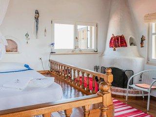 Traditional Cretan style country studio open space