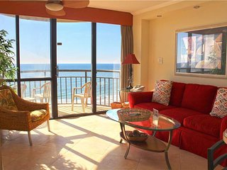 Oceanfront Condo steps from the Beach!