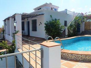 Villa Miramar, con Pisicina privada y Terraza