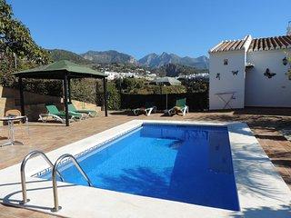 Villa Albaricoque Magnificas Vistas al mar y la montana
