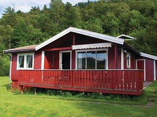 Nice home in Spangereid w/ 3 Bedrooms