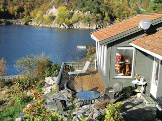 Nice home in Lindesnes w/ 2 Bedrooms