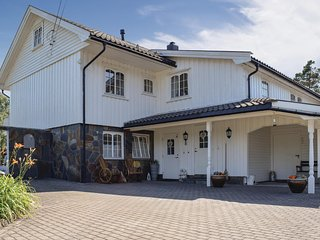 Stunning home in Grimstad w/ WiFi and 1 Bedrooms (N36569)
