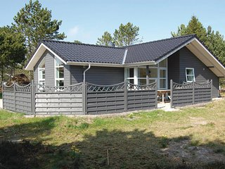 Stunning home in Rømø w/ Sauna, WiFi and 3 Bedrooms (R10263)