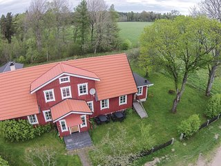 Stunning home in Vittsjö w/ 5 Bedrooms
