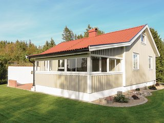 Nice home in Uddevalla w/ WiFi and 3 Bedrooms