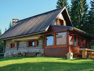 Awesome home in Bohinjska Bistrica w/ 2 Bedrooms