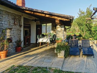Nice home in Kostanjevica w/ WiFi and 2 Bedrooms