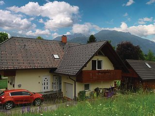 Awesome home in Bohinjsko Jezero w/ WiFi and 0 Bedrooms