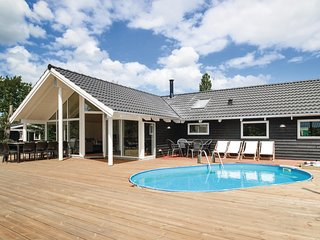 Stunning home in Rodby w/ Sauna, WiFi and 4 Bedrooms