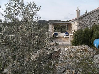 Two bedroom house Cove Rasohatica bay - Rasohatica (Korčula) (K-16651)