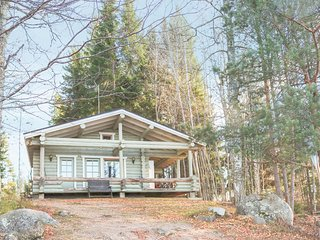Awesome home in Linnankyla w/ Sauna and 0 Bedrooms