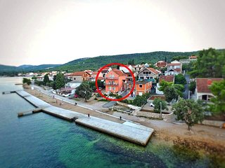 One bedroom apartment Bilice (Krka) (A-16629-a)
