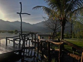 Rustic Glamping at Njung Bali Camp