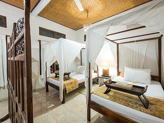 Aashaya Jasri Resort - Villa Kolam A
