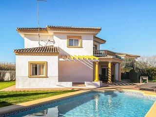 4 bedroom Villa in Setla, Valencia, Spain - 5707108