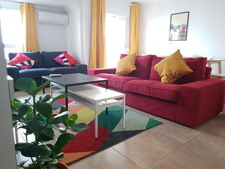 Beautiful apartment, few minutes from La Marina