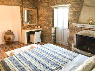 Amorgos Katapola beach studio, 5 min to port