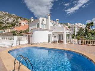 MORE OF A HOME THAN A HOLIDAY VILLA WITH MANY PERSONAL COMFORTS & PRIVATE POOL