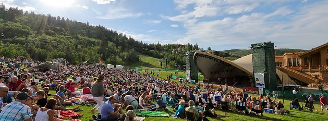 Many Concerts in Park City with lots of Free Shows.