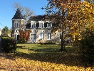 Historic Cottage in the Loire Valley