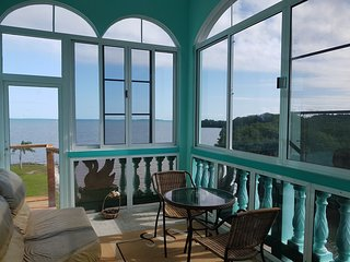 See Belize Sunroom Sea View Escape