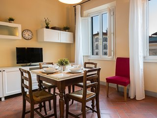Sant'Orsola - Bright 2 bedroom in the center of Florence