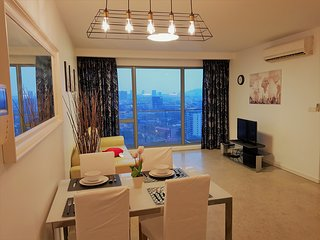 Cozy Stay 2 Bedroom - The Heart of KL