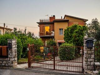 Villetta dell'Ortino a Massa Marittima nel cuore della Maremma Toscana