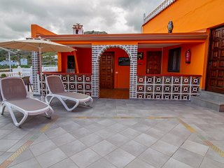 Casa Marjoes II - Terraza + Barbacoa + Parking