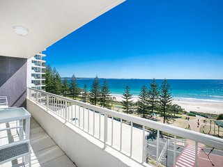 Eden Towers Unit 15 - Ocean views located in Rainbow Bay Coolangatta