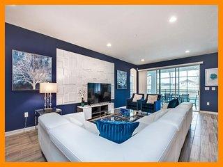 Sonoma Resort 16 - Modern villa with private pool near Disney
